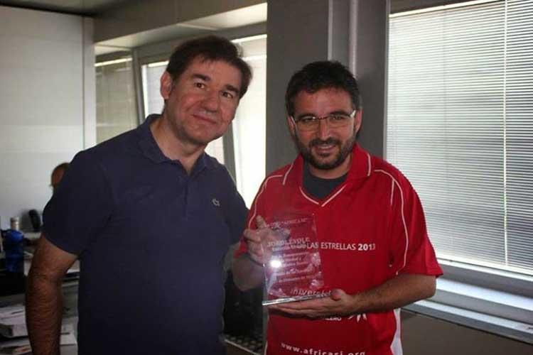 Jordi Évole y Juan Carrillo